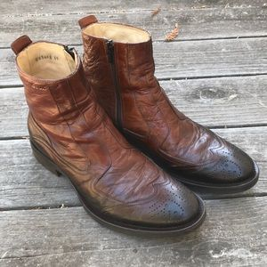 Geox Leather Boots 41